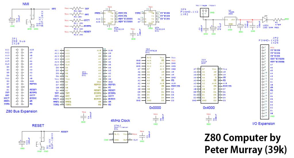 z80-circuit