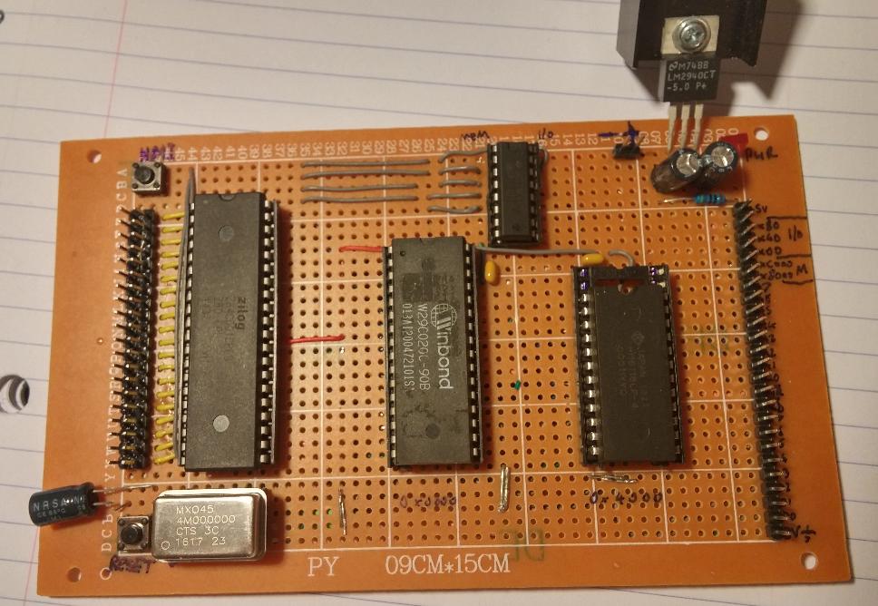 Z80 Project – 39K